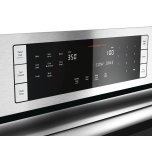 "Bosch 800 Series, 30"", Single Wall Oven, Ss, Eu Convection, Touch Control"