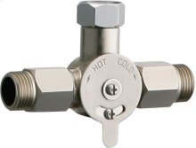 Concealed Mechanical Mixing Valve