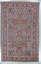 "BAKATARI 000031677 IN RUST NAVY 11'-3"" x 17'-6"" Product Image"