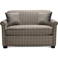 Cunningham Loveseat with Nails 3C26N Product Image