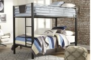 Twin/Twin Bunk Bed w/Ladder Product Image