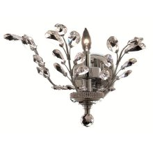 2011 Orchid Collection Wall Sconce Chrome Finish