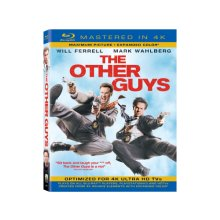 Other Guys, The (4K-Mastered) - Blu-ray