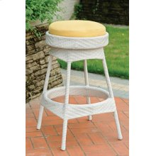 Bahia Backless Bar Stool 24in