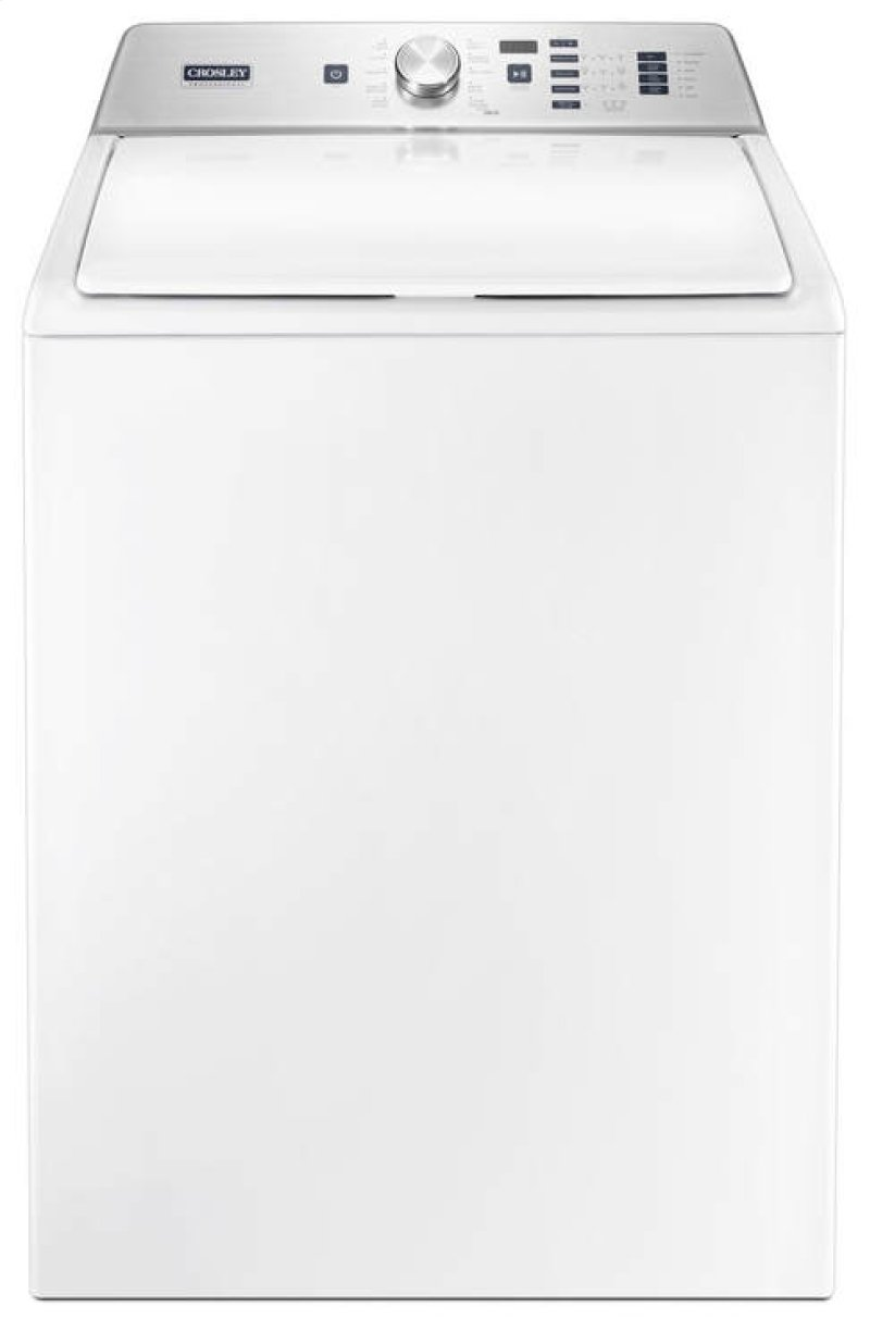 Crosley Professional Washer White