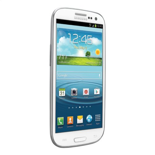 Samsung Galaxy S® III (T-Mobile 4G LTE), Marble White