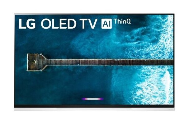 LG E9 Glass 55 inch Class 4K Smart OLED TV w/AI ThinQ(R) (54.6