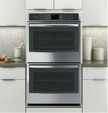 """GE Profile Series 30"""" Built-In Double Wall Oven with Convection"""