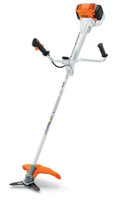 This rugged bike-handle trimmer is powerful, versatile and designed for all-day professional use.