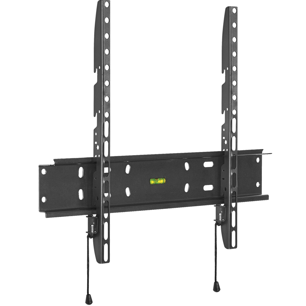 Fixed - Spring Lock Flat / Curved TV Wall Mount