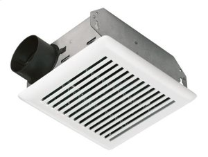 50 CFM Bath Ventilation Fan with White Grille Product Image