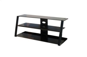 """48"""" Wide TV Stand Accommodates Most 52"""" and Smaller Flat Panels"""