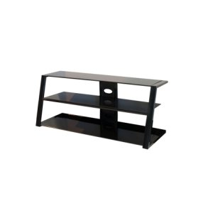 "Techcraft48"" Wide TV Stand Accommodates Most 52"" and Smaller Flat Panels"