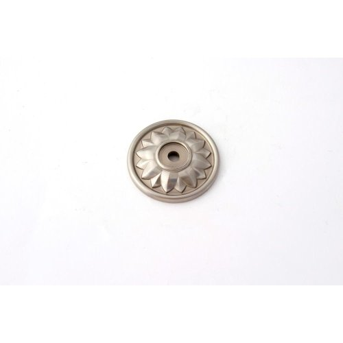 Fiore Backplate A1473 - Satin Nickel