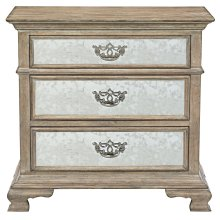 Campania Bachelor's Chest in Weathered Sand (370)