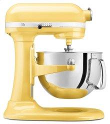 Pro 600 Series 6 Quart Bowl-Lift Stand Mixer - Majestic Yellow