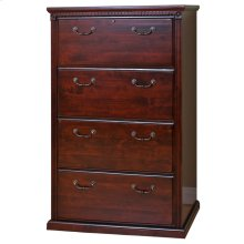 Four Drawer Lateral File