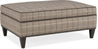 Bradington Young Jacqueline Stationary Ottoman 397-OT Product Image