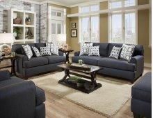 1950 Wicked Navy Sofa