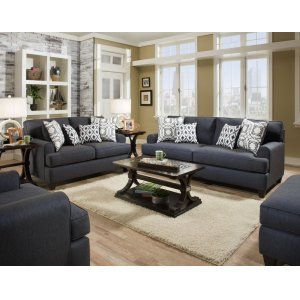 American Furniture Manufacturing1950 Wicked Navy