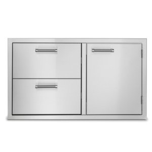 "Viking36"" Double Drawer and Access Door Combo - VOADDR5361SS Outdoor Series"