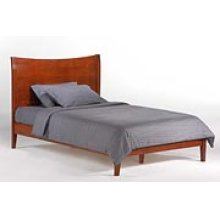 Blackpepper Bed in Cherry Finish