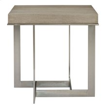 Mosaic End Table in Dark Taupe (373)