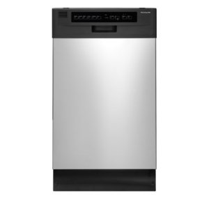 18'' Built-In Dishwasher - STAINLESS STEEL