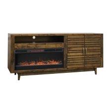"Avondale 84"" Fireplace Console"