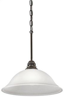 Durham 1 Light Pendant Olde Bronze®