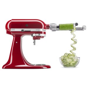 Kitchenaid7 Blade Spiralizer Plus with Peel, Core and Slice - Other