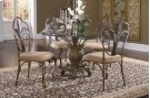 D1152-30B/41/19  Dining Table and 4 Chairs Product Image