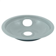 "6"" Porcelain Replacement Burner Bowl - Gray Model 4396090"