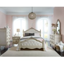 Twin Size Giselle Bed