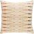 """Additional Kikuyu KIK-001 22"""" x 22"""" Pillow Shell with Polyester Insert"""