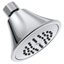 "Moen chrome one-function 3.75"" diameter spray head standard"