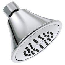 """Moen chrome one-function 3.75"""" diameter spray head standard"""