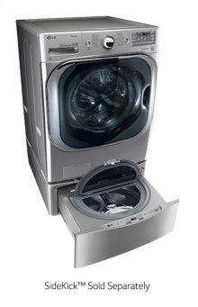 5.2 cu. ft. Mega Capacity TurboWash Washer with Steam Technology