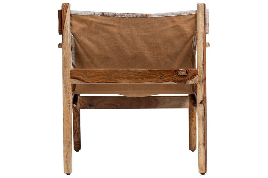 Additional Genoa Cowhide Sling Chair SLGC30