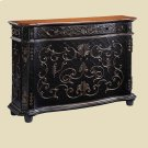 """Chambery"" Crackle Gilded Sideboard Product Image"