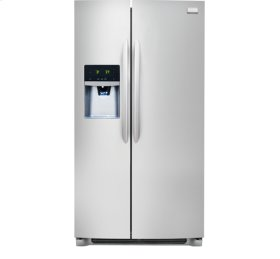Frigidaire Gallery 25.6 Cu. Ft. Side-by-Side Refrigerator