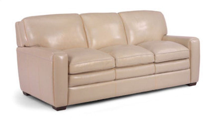 Additional Stevens Leather Sofa