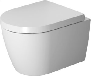 White Me By Starck Toilet Wall-mounted Compact Duravit Rimless®