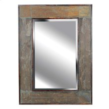 White River - Wall Mirror
