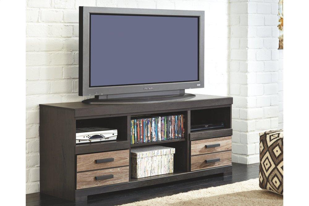 W32568ashley Furniture Lg Tv Stand W Fireplace Option Westco Home