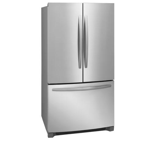 FFHN2750TSFrigidaire 27 6 Cu  Ft  French Door Refrigerator STAINLESS