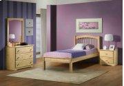 Orleans Platform Bed Product Image