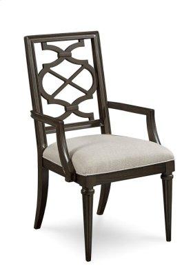Morrissey Blake Arm Chair Thistle