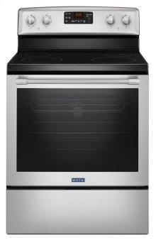 30-Inch Wide Electric Range with Fan Convection and Max Capacity Rack - 6.4 Cu. Ft.