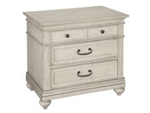 Homestead Three Drawer Night Stand